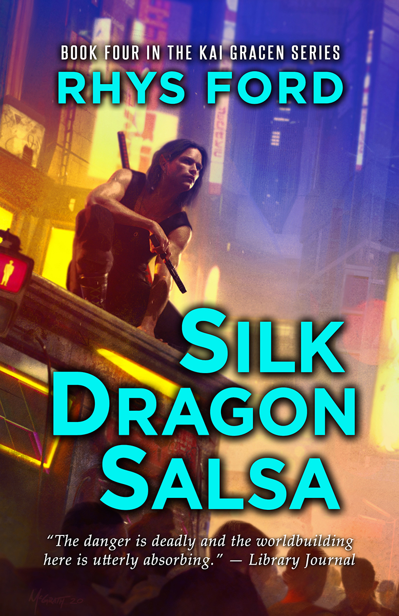 Watching The Masked Singer Oh And Silk Dragon Salsa Preorder Rhys Ford